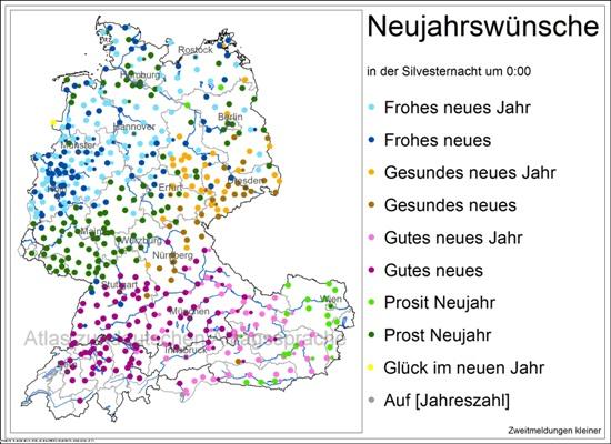 Neujahrswünsche « atlas-alltagssprache